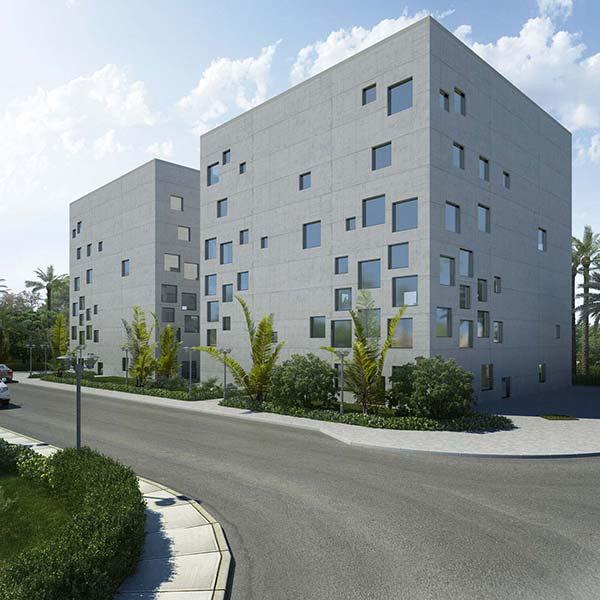 הדמיית אדריכלות