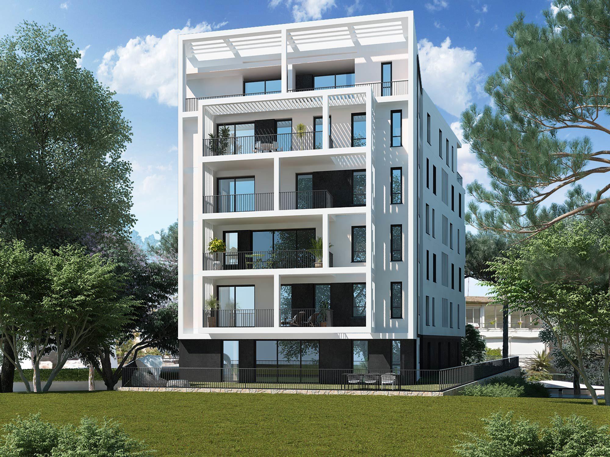 תמ''א 38 לבניין מגורים כרמל מגורים